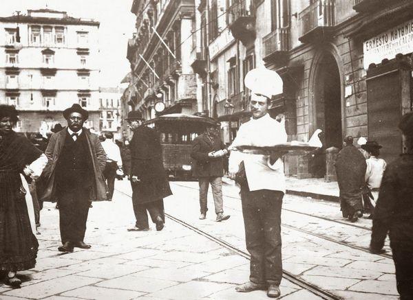 История пиццы. Неаполь
