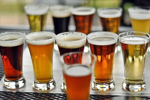 Как делается пиво. Сорта пива