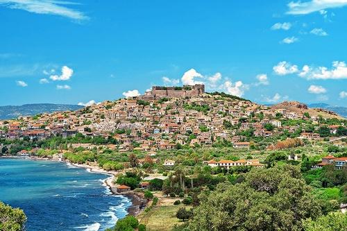 Лесбос из Турции