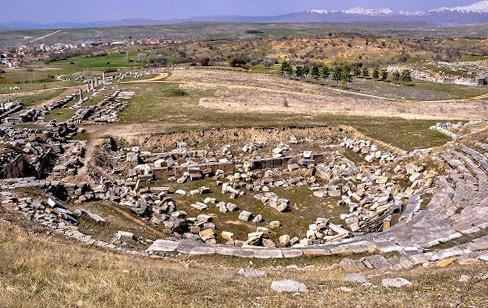 Лучшие курорты Турции Писидийская Антиохия