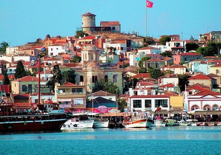 Лучшие курорты Турции. Айвалык