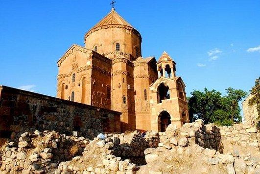 Лучшие курорты Турции. Акдамар Килисеси