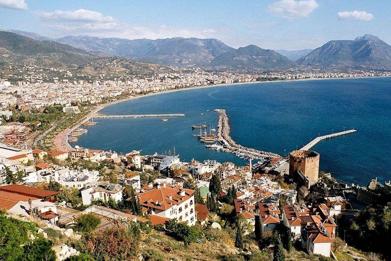 Лучшие курорты Турции. Аланья