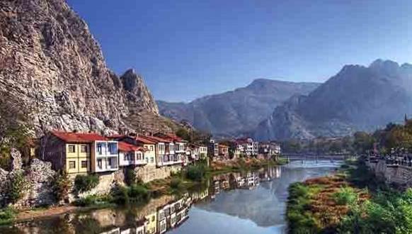 Лучшие курорты Турции. Амасья