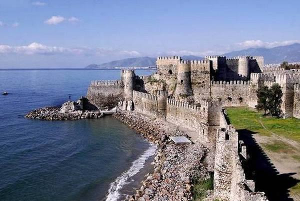 Лучшие курорты Турции. Anamur