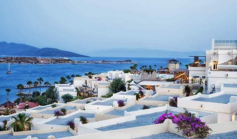 Лучшие курорты Турции. Бодрум