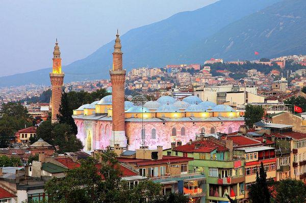 Лучшие курорты Турции. Бурса