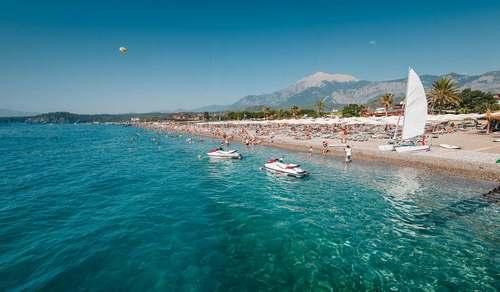 Лучшие курорты Турции. Чамьюва