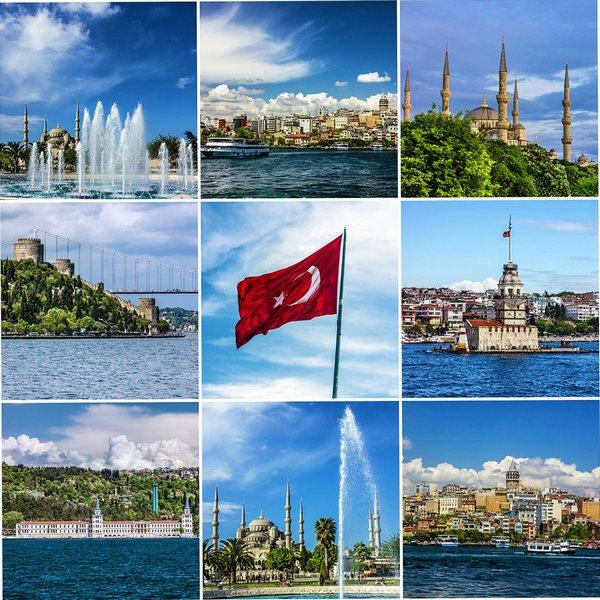 Лучшие курорты Турции. Часть 2