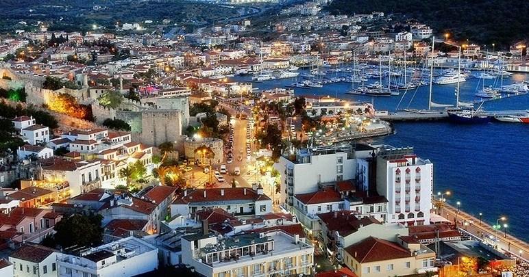 Лучшие курорты Турции. Чешме
