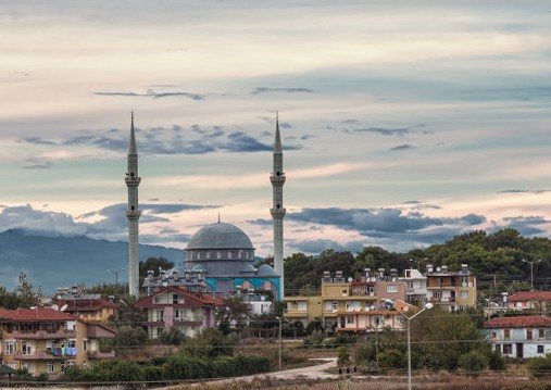 Лучшие курорты Турции. Чолакли