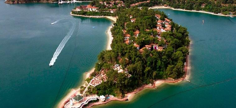 Лучшие курорты Турции. Даламан — Фетхие