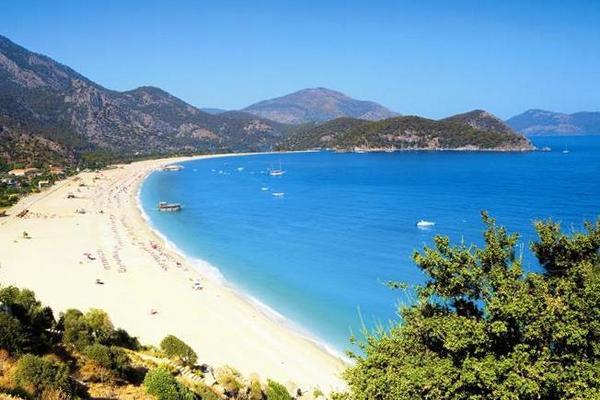 Лучшие курорты Турции. Даламан