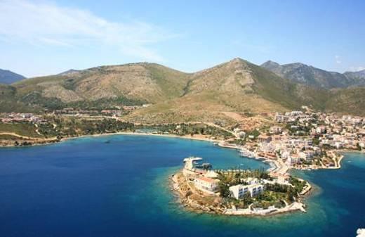 Лучшие курорты Турции. Датча