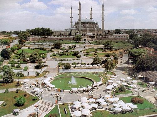 Лучшие курорты Турции. Эдирне