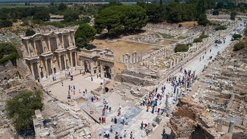 Лучшие курорты Турции. Эфес