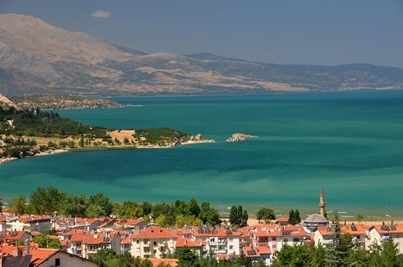 Лучшие курорты Турции. Egirdir