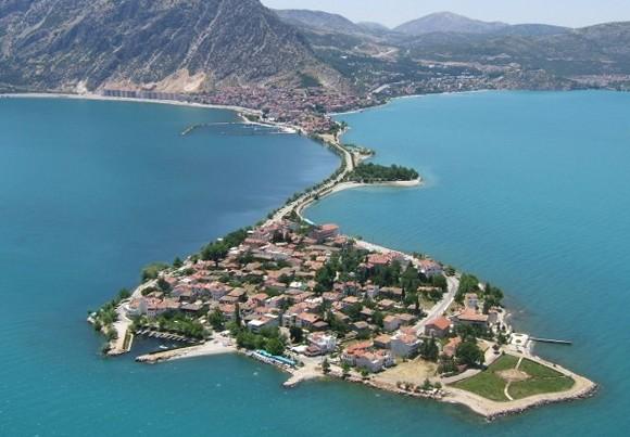 Лучшие курорты Турции. Эгридир