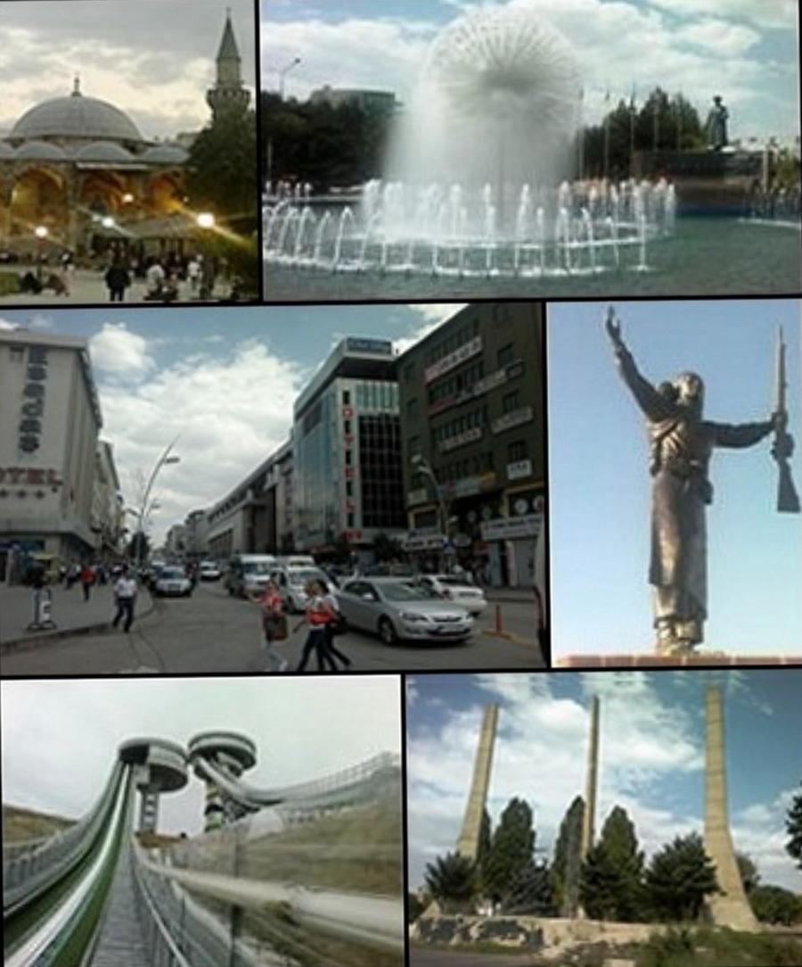 Лучшие курорты Турции. Эрзурум