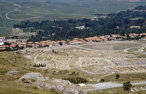 Лучшие курорты Турции. Факультативные поездки. Богазкале
