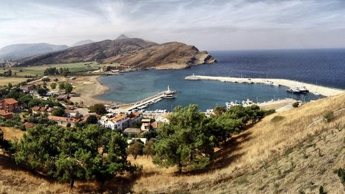 Лучшие курорты Турции. Гекчеада