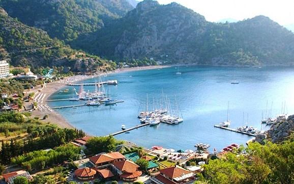 Лучшие курорты Турции. Ичмелер