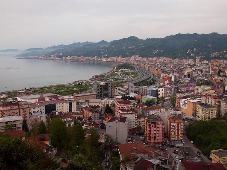Лучшие курорты Турции. Карадениз