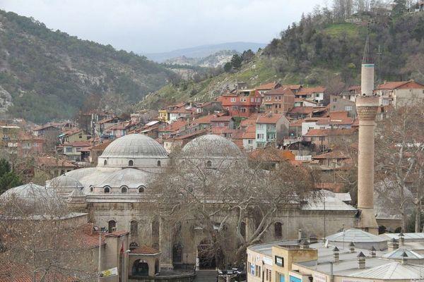 Лучшие курорты Турции. Кютахья