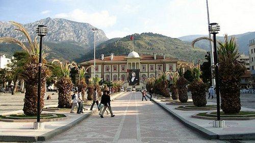 Лучшие курорты Турции. Маниса