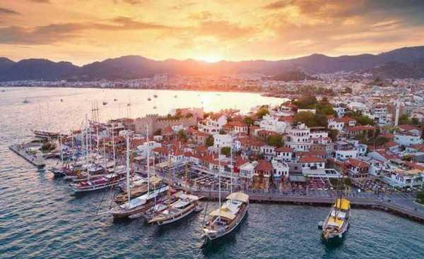 Лучшие курорты Турции. Мармарис