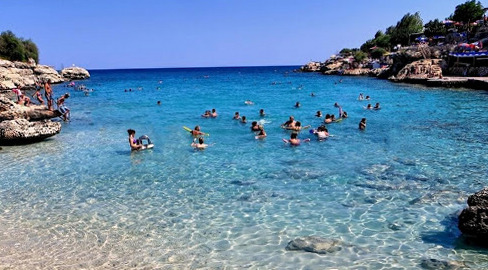 Лучшие курорты Турции. Нарлыкую