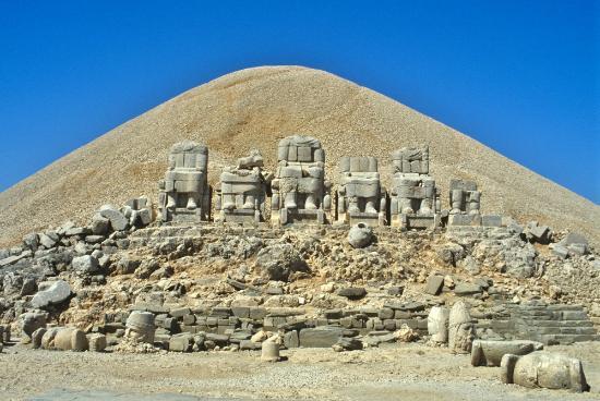 Лучшие курорты Турции. Немрут Даги
