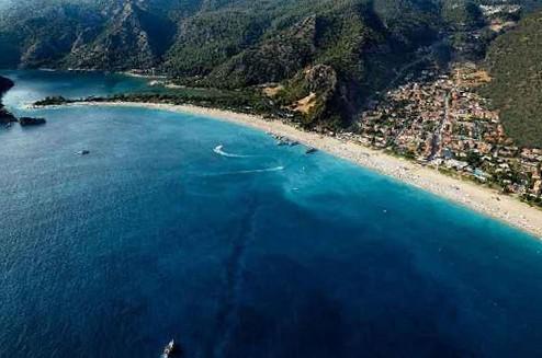 Лучшие курорты Турции. Олюдениз