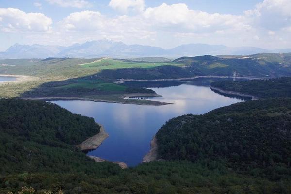 Лучшие курорты Турции. Парки Karatepe Arslantas Milli