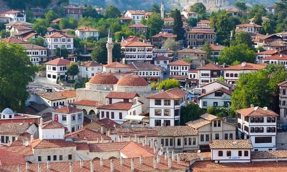 Лучшие курорты Турции. Сафранболу