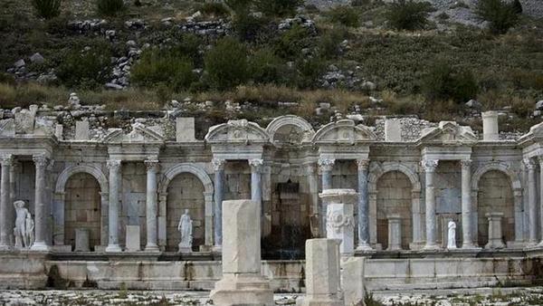 Лучшие курорты Турции. Сагалассос