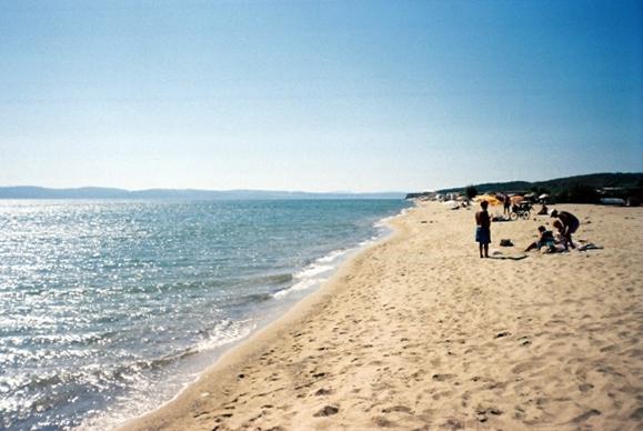 Лучшие курорты Турции. Сарымсаклы