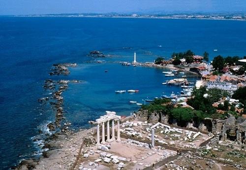 Лучшие курорты Турции. Сиде