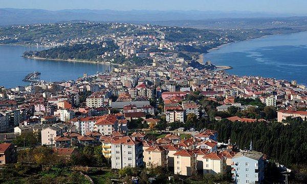 Лучшие курорты Турции. Синоп