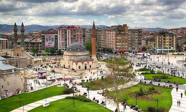 Лучшие курорты Турции. Сивас