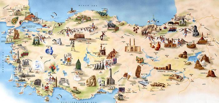 Лучшие курорты Турции. Топ 20. Часть 3