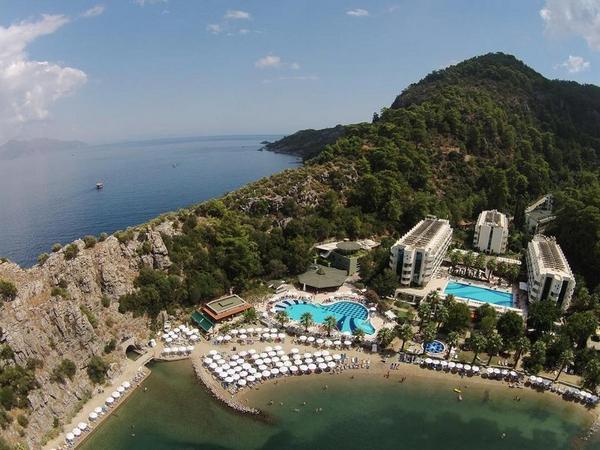 Лучшие курорты Турции. Турунч
