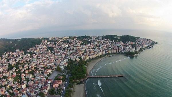 Лучшие курорты Турции. Унье