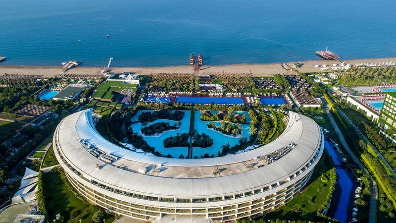 Лучшие отели Турции. Maxx Royal Belek Golf Resort