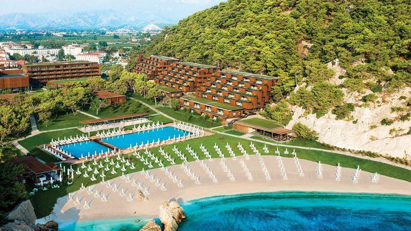 Лучшие отели Турции. Maxx Royal Kemer Resort
