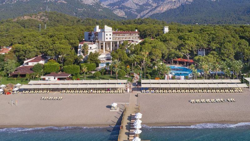 Лучшие отели Турции. Otium Hotel Life Göynük-Kemer