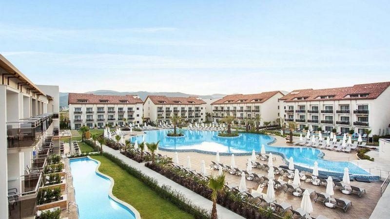 Лучшие отели Турции. TUI SENSATORI Resort Barut Fethiye