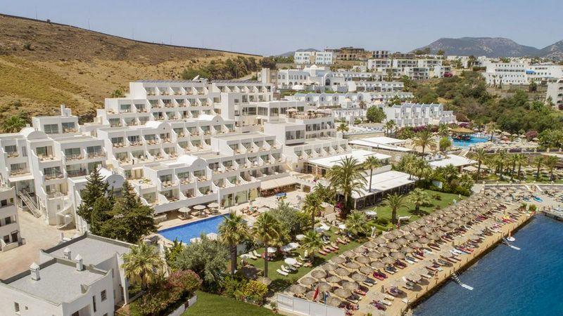 Лучшие отели Турции. Voyage Bodrum Hotel
