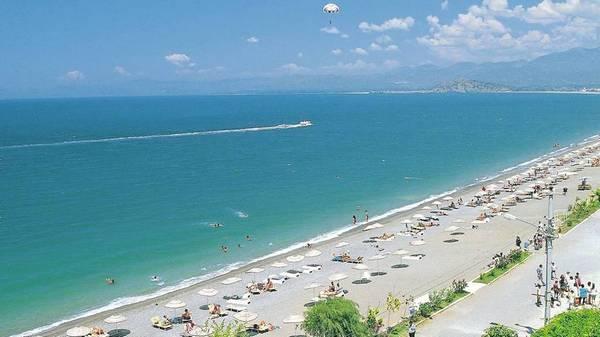 Лучшие пляжи Турции. Топ 10