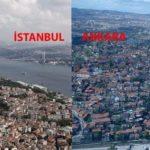 Стамбул и Анкара: два главных города Турции